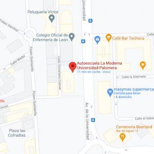 Autoescuela La Moderna Universidad
